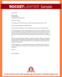 9 employment termination letter sales intro letter