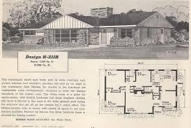 retro ranch house plans vintage house plans 211h antique alter ego