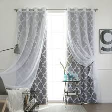 grey living room curtain ideas charming white and grey curtains decor curtains