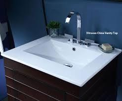 24 Inch Vanity With Sink 24 U201d Xylem V Wave 24de Bathroom Vanity Bathroom Vanities Ardi
