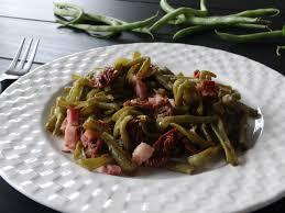 cuisiner des haricots verts frais haricots verts à ma façon la cuisine d adeline