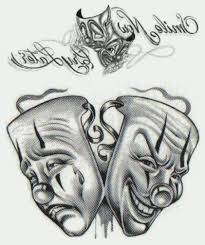 joker gangster tattoo designs pictures to pin on pinterest