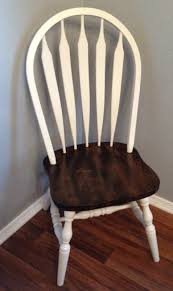 How To Paint Wooden Chairs by For Instant Beauty Add Elbow Grease Your Everyday Every House