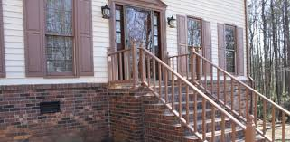 home entry home entry makeover door and stair repair today s homeowner
