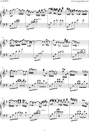 thanksgiving 演奏版 感恩节 george winston钢琴谱 找歌谱网