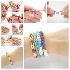 diy bracelet rubber bands images Wonderful diy rubber band bracelet with clothespin jpg