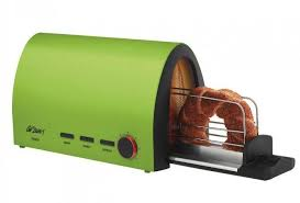 Burning Toaster Stop Burning Your Hands And Put Your Bread Through This Toaster
