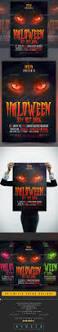 462 best halloween flyer template images on pinterest halloween