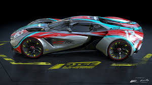 real futuristic cars risethegame