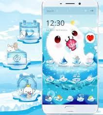 aquarium sea seals theme wallpaper free app for your phone