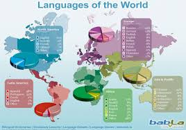 Spanish Speaking Countries Map Image World Language Map Bab La 1 Jpg The Official Int How
