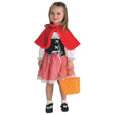 Red Riding Hood Costume Rubie U0027s Little Red Riding Hood Costume 3 To 4 Years Toddler
