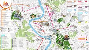 Roman Map A Roman Guide In Your Pocket Our Personal Map U2013 Eyes Of Rome Help