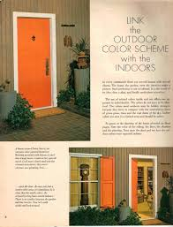 front door paint color schemes scheme pictures colour ideas uk