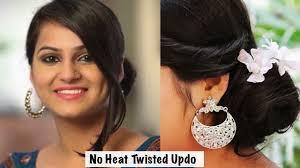 no heat rakhi hairstyle for short medium u0026 long hair heatless