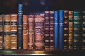 book spine bookcase books encyclopedia encyklopedia fake