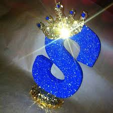 royal crown letters these letters can be done in any color and