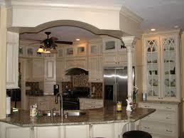 kitchen custom glazed cabinets eiforces