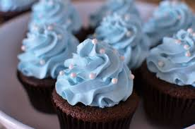 chocolate baby shower cupcakes u2014 butteryum