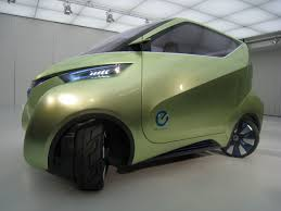 nissan shows off latest concept electric car for big city