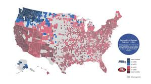 Mls Teams Map America Hates The Seahawks The Washington Post