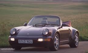 1990 porsche 911 convertible porsche 911 carrera 2 cabriolet 964 specs 1989 1990 1991 1992