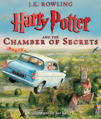 Barnes And Noble Audio Books Gaze Upon The Magnificent Cover Of Harry Potter And The Chamber Of