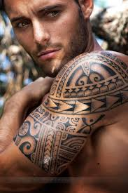 21 best tattoo oberarm images on pinterest samoan tattoo sleeve