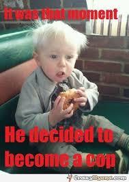 Funny Donut Meme - funny kid eating donut