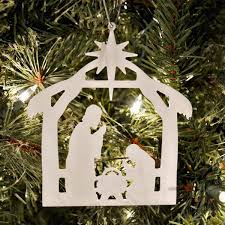 nativity ornament outdoor nativity sets