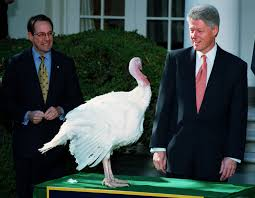 photos the presidential turkey pardon