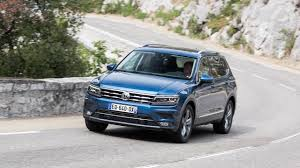 volkswagen 7 passenger suv volkswagen tiguan allspace suv 2018 review auto trader uk