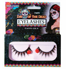 day of the dead costume eyelashes morph costumes us