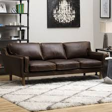 Mid Century Modern Leather Sofa Sofa Design Ideas Furniture Mid Century Modern Leather Sofa