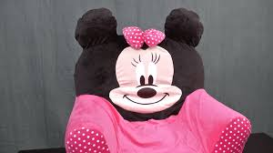 Minnie Mouse Armchair Minnie Club Chair From Delta Children U0027s Products Youtube