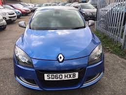 renault megane 2 0 tce gt coupe petrol manual 2010 panoramic half