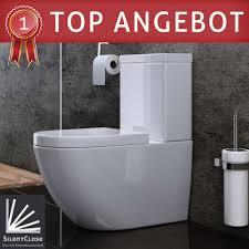 design stand wc design stand wc toilette bodenstehend tiefspüler mit silent
