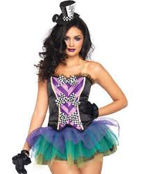Mad Hatter Halloween Costume Women Tempting Mad Hatter Alice Wonderland Halloween Costume