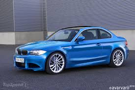 bmw electric 1 series rendering bmw 1 series m coupe
