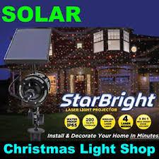 solar christmas light projector solar star bright laser light projector red green dots outdoor