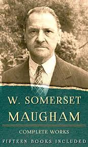 w somerset maugham complete works fifteen books included kindle