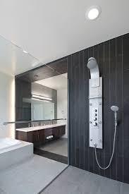 flooring ideas for bathroom flooring bathroom design with black bedrosians tile plus mirror