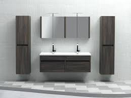 modern bathroom wall cabinetwall mounted double sink vanity double