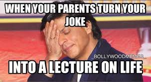 Funny Indian Memes - 25 funny memes to depict a typical indian family