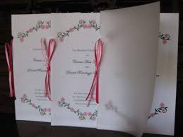 Sample Of Wedding Program Marquise U0027s Blog Wedding Program Clipart Bride And Groom Clipart