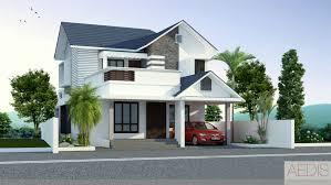 newly modernized kerala home designs with variety of styles like