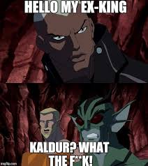 Justice Meme - young justice meme by kaijuboy455 on deviantart