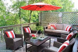 Small Metal Patio Table by 12 Best Outdoor Patio Furniture Cushions On A Budget Walls Interiors