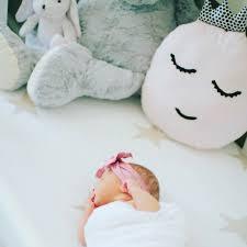 pink sleeping royal princess throw pillow royal princess home