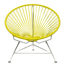 Yellow Chair Innit Chair By Innit Yliving